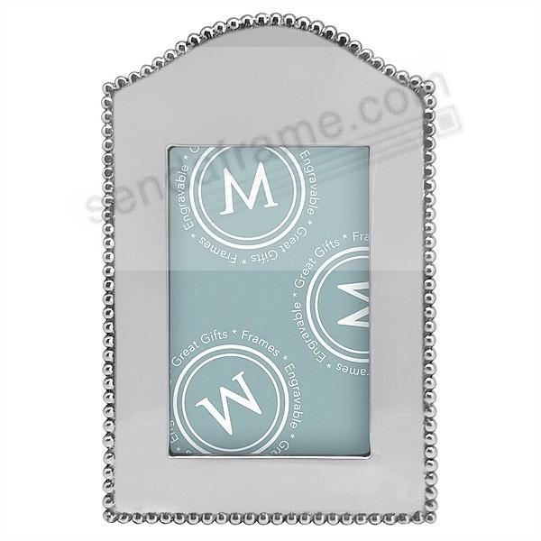 BEADED ARCH 4x6 frame by Mariposa®