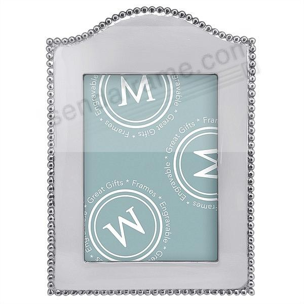 BEADED ARCH 5x7 frame by Mariposa®