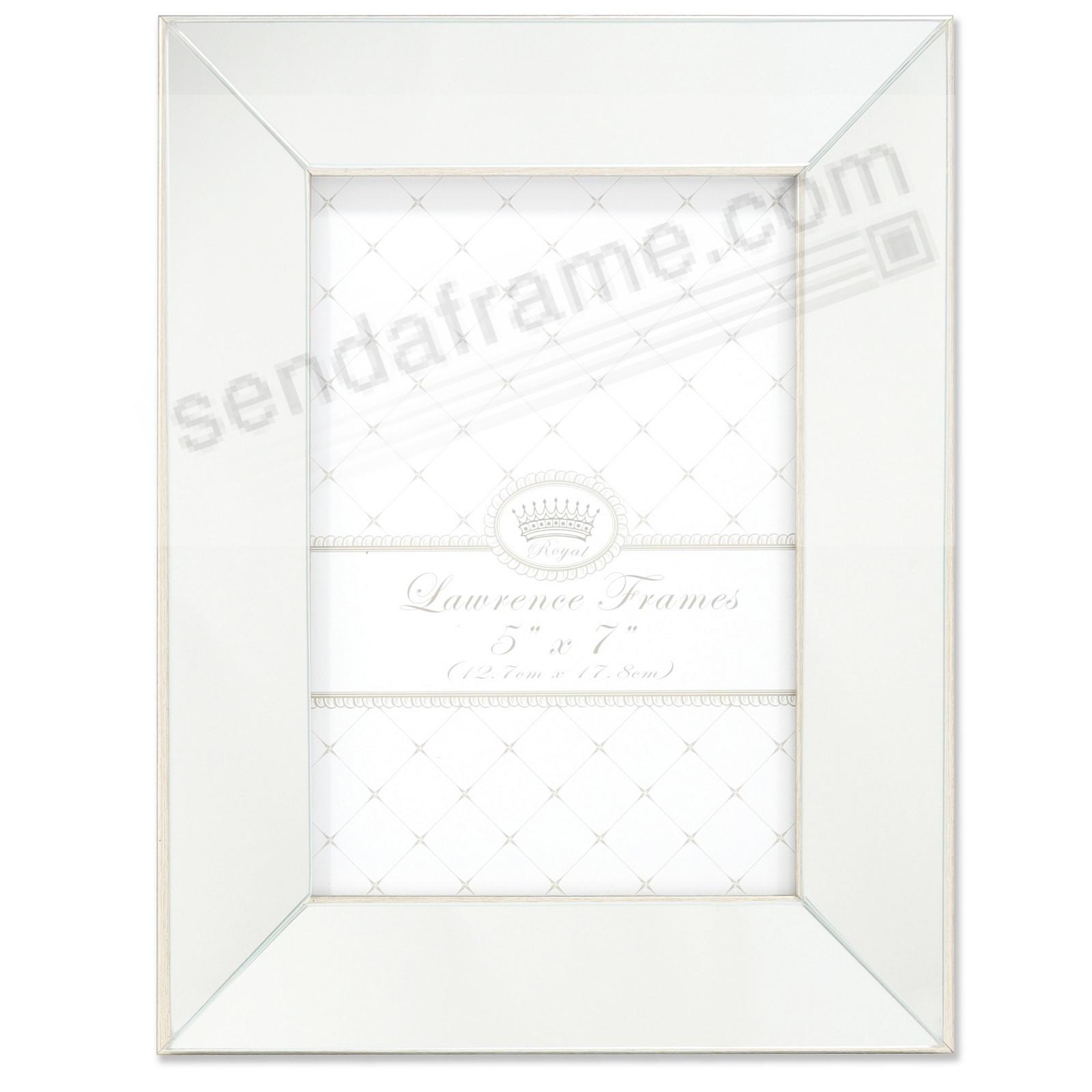 ASHTON MIRROR 5x7 frame for contemporary styling
