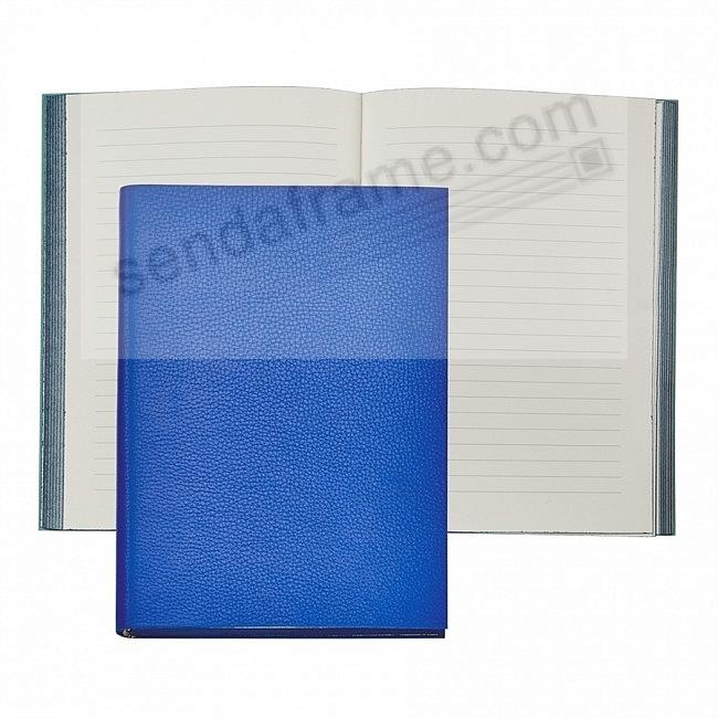 The MILLENNIAL JOURNAL Cobalt Nappa Cowhide Leather by Graphic Image™