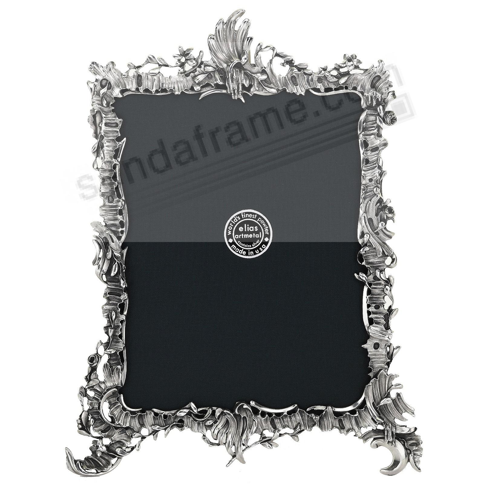 ENGLISH ROCOCO Fine Pewter by Elias Artmetal®