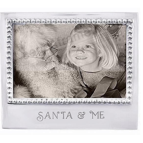 SANTA + ME Statement 6x4 frame crafted by Mariposa®