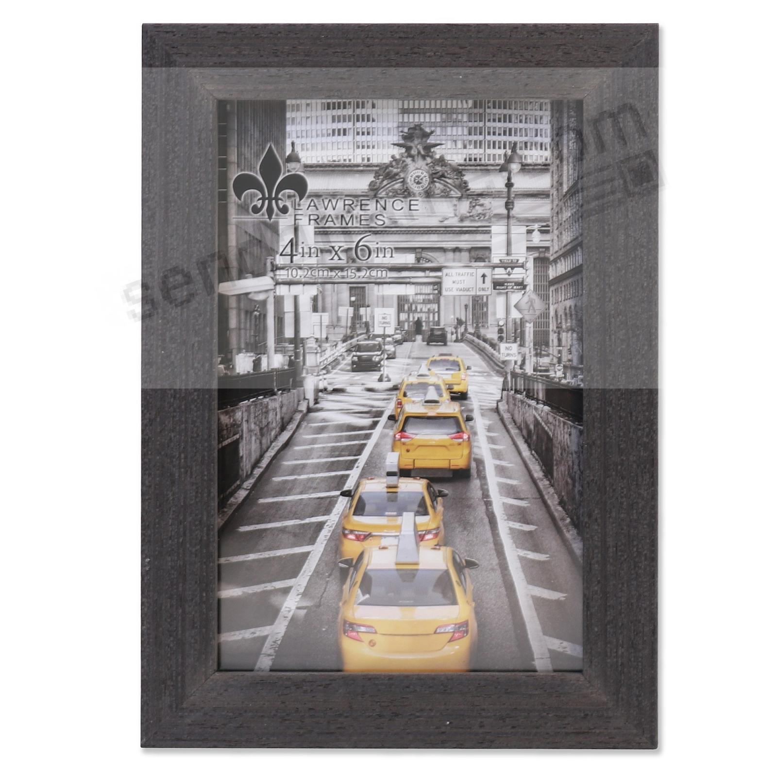 SOHO Black 4x6 Frame by Lawrence®