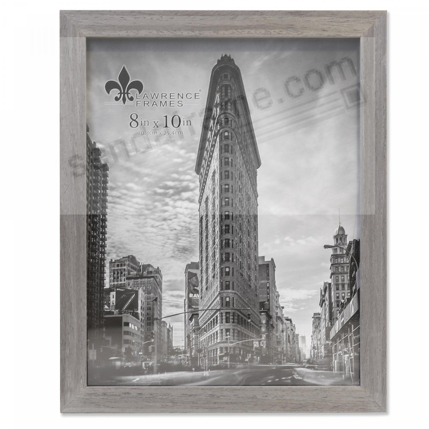 SOHO Grey 8x10 Frame by Lawrence®