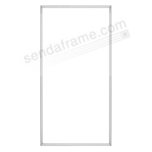 FINELINE Silver Aluminum 5x10 by Framatic®