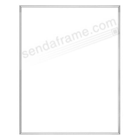 FINELINE Silver Aluminum 7x9 by Framatic®