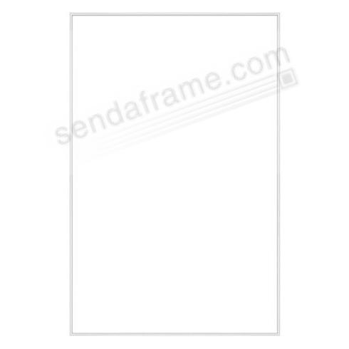 FINELINE White Aluminum 11x17 by Framatic®