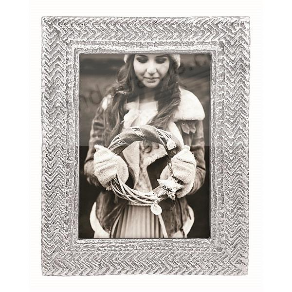 CABLE KNIT frame for your 5x7 print by Mariposa®