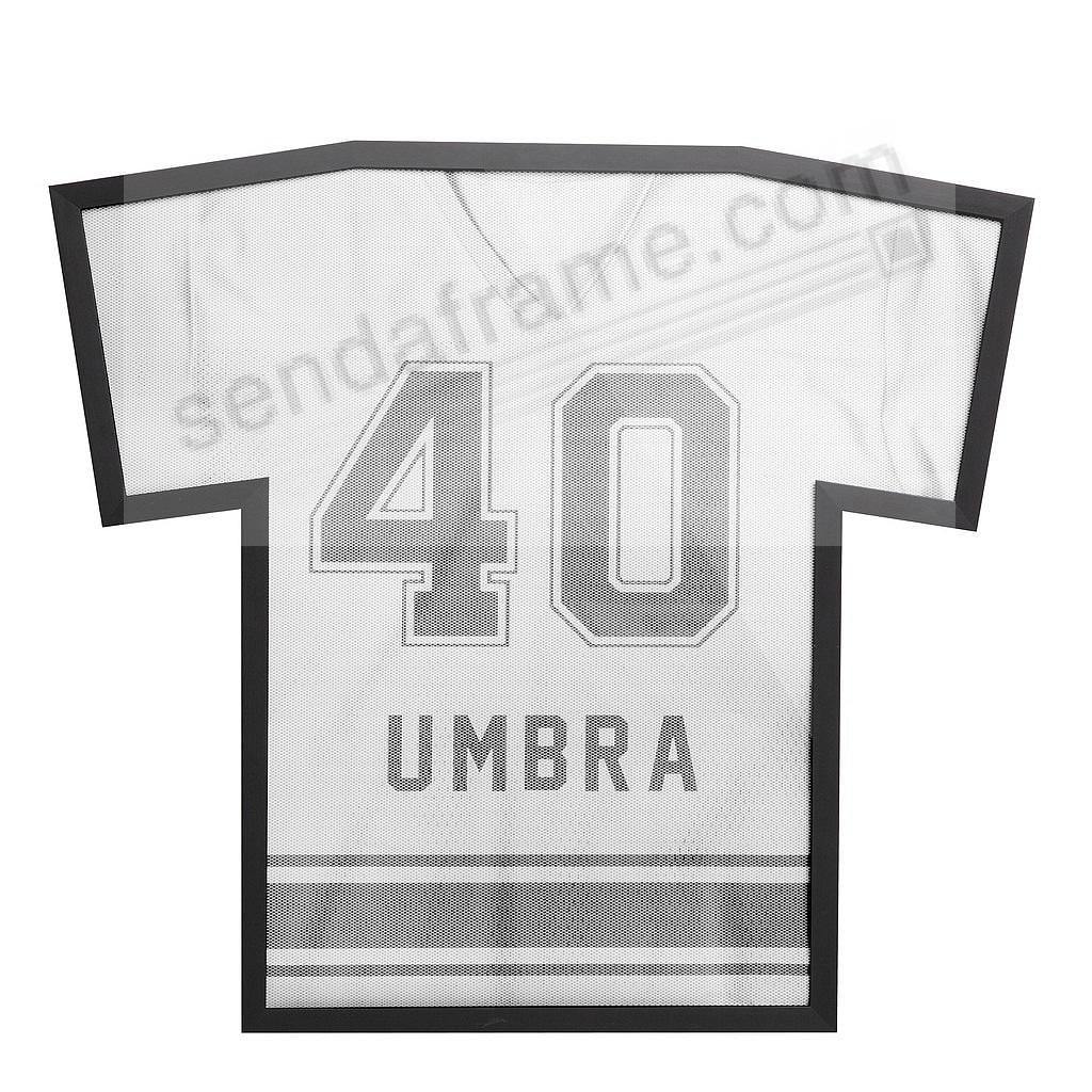 The Original JERSEY SHIRT (LARGE) T-FRAME - now 33x36 BLACK by Umbra®