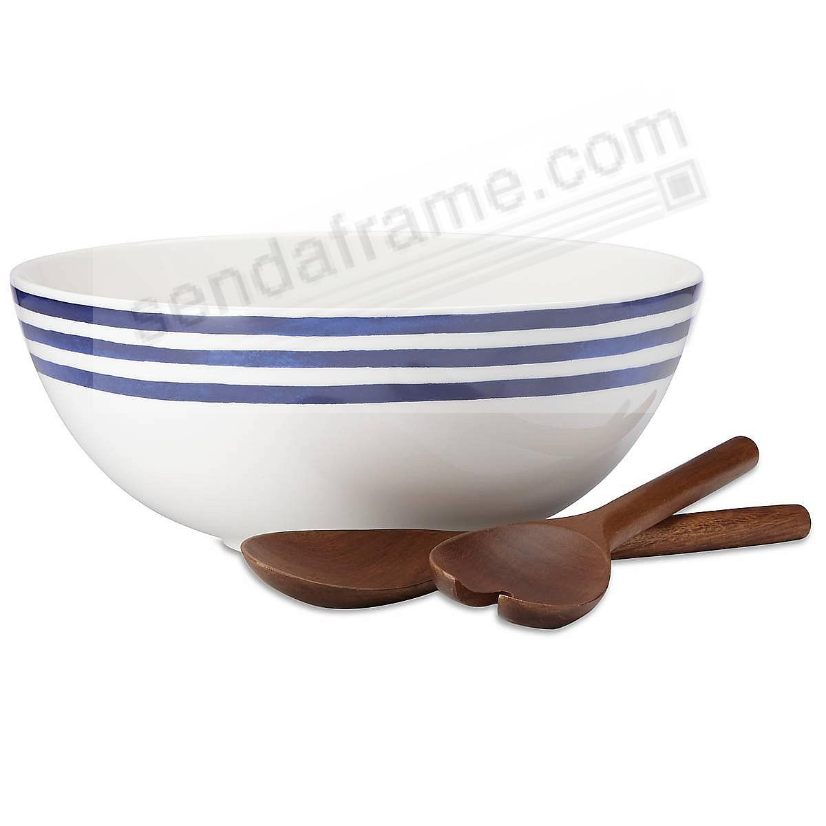 CHARLOTTE STREET 3-PC SALAD BOWL by kate spade new york®