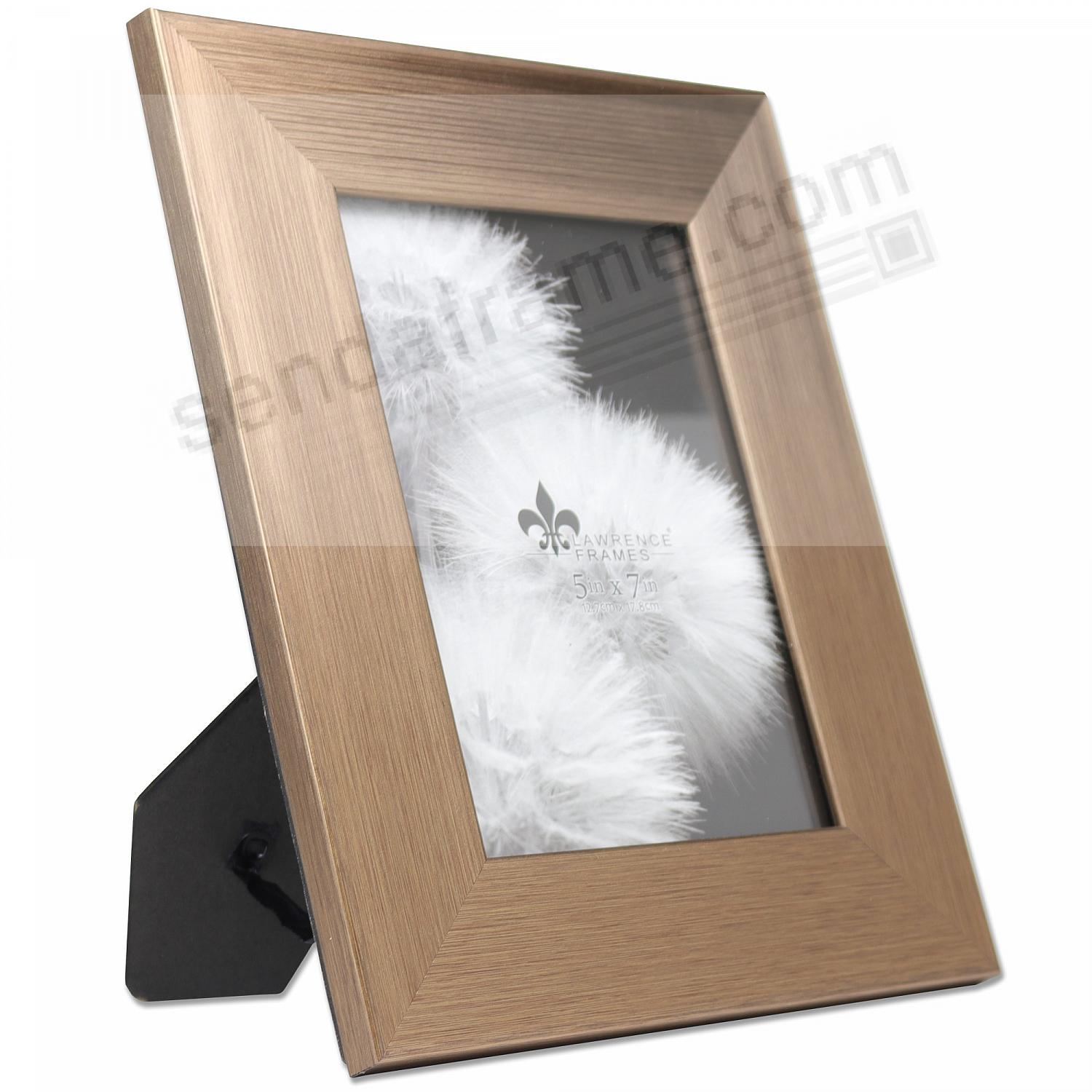 VANESSA BRONZE WIDE BORDER frame
