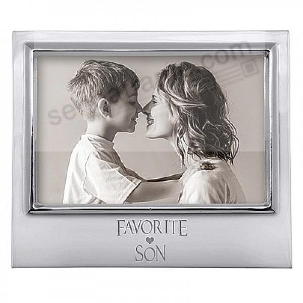 FAVORITE SON 6x4 frame by Mariposa®