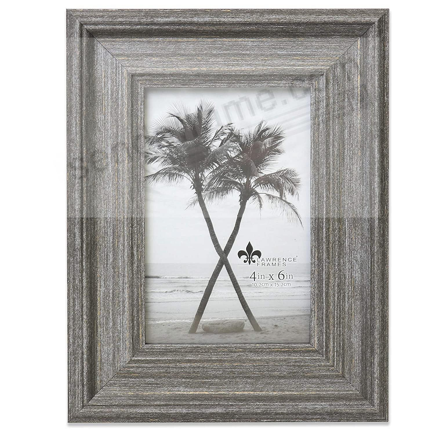 Antique GRAY MARLO 5x7 frame by Lawrence®
