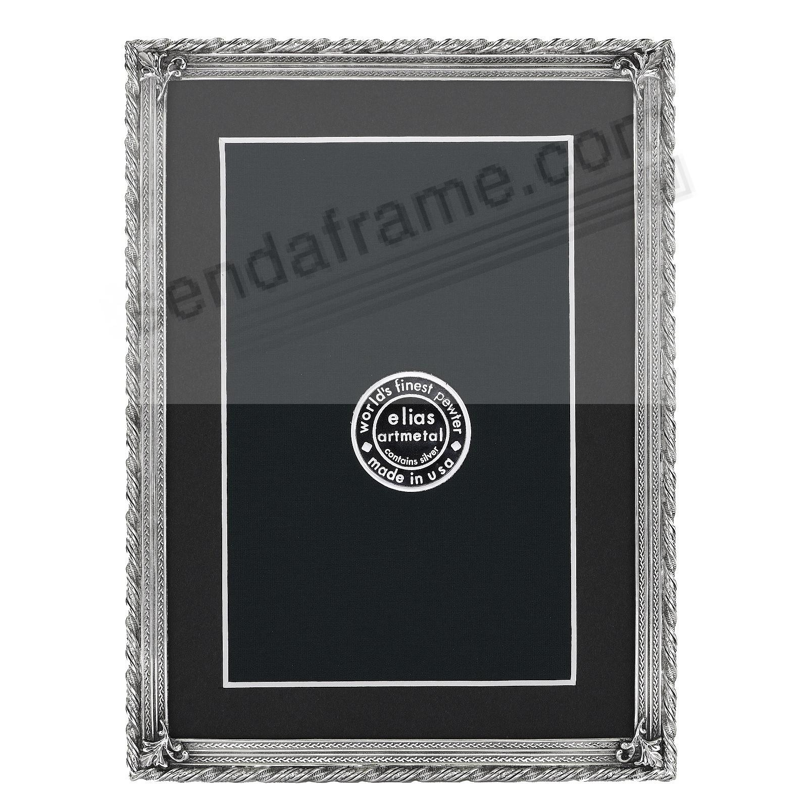 EMPIRE Fine Pewter original 5x7/4x6 frame by Elias Artmetal®