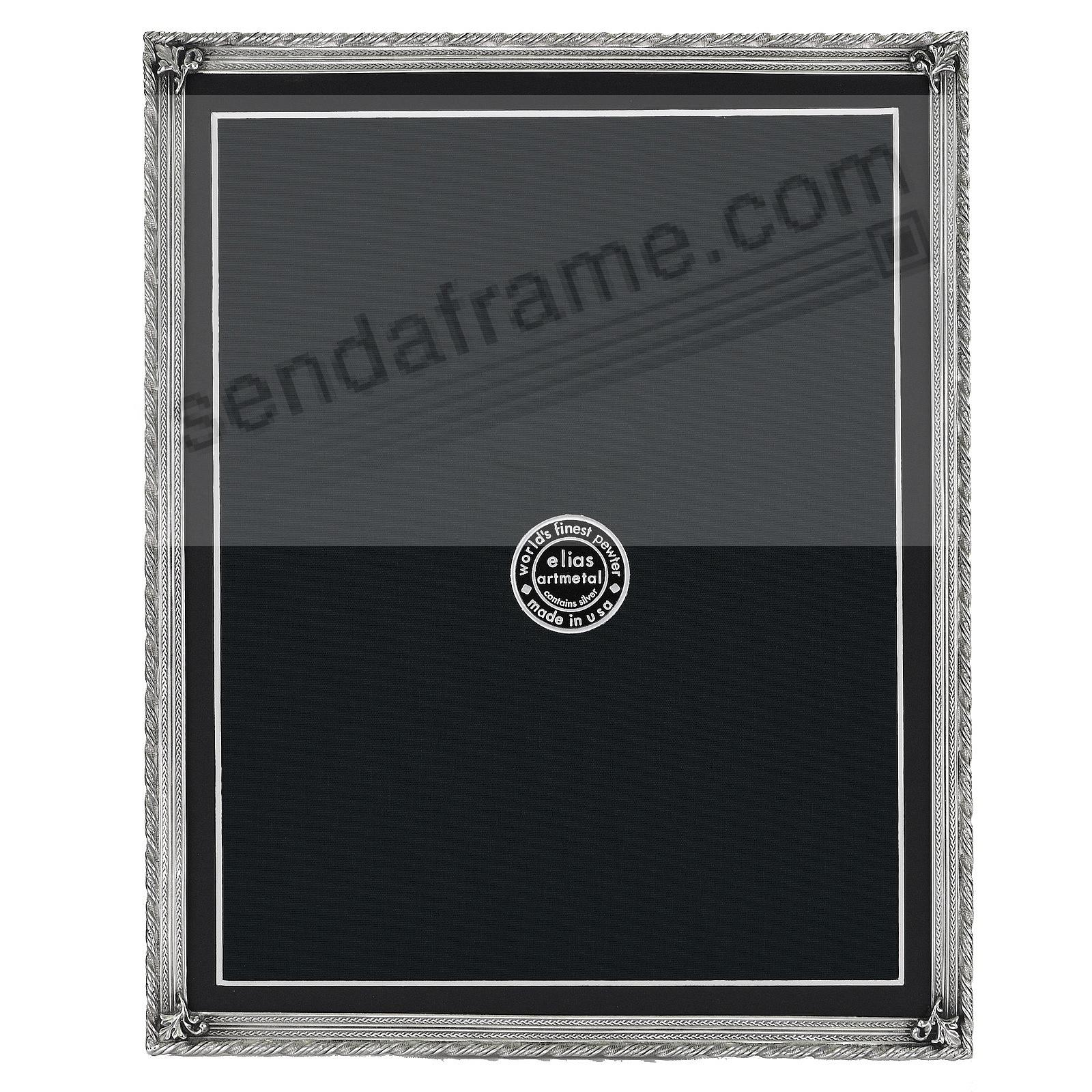 EMPIRE Fine Pewter original 8x10/7x9 frame by Elias Artmetal®