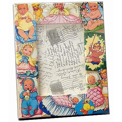 Vintage 'Baby Talk' by Blankety Blank™ designs