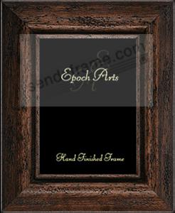KOGA Antique Stained reproduction design 8x10 frame by Epoch Arts®