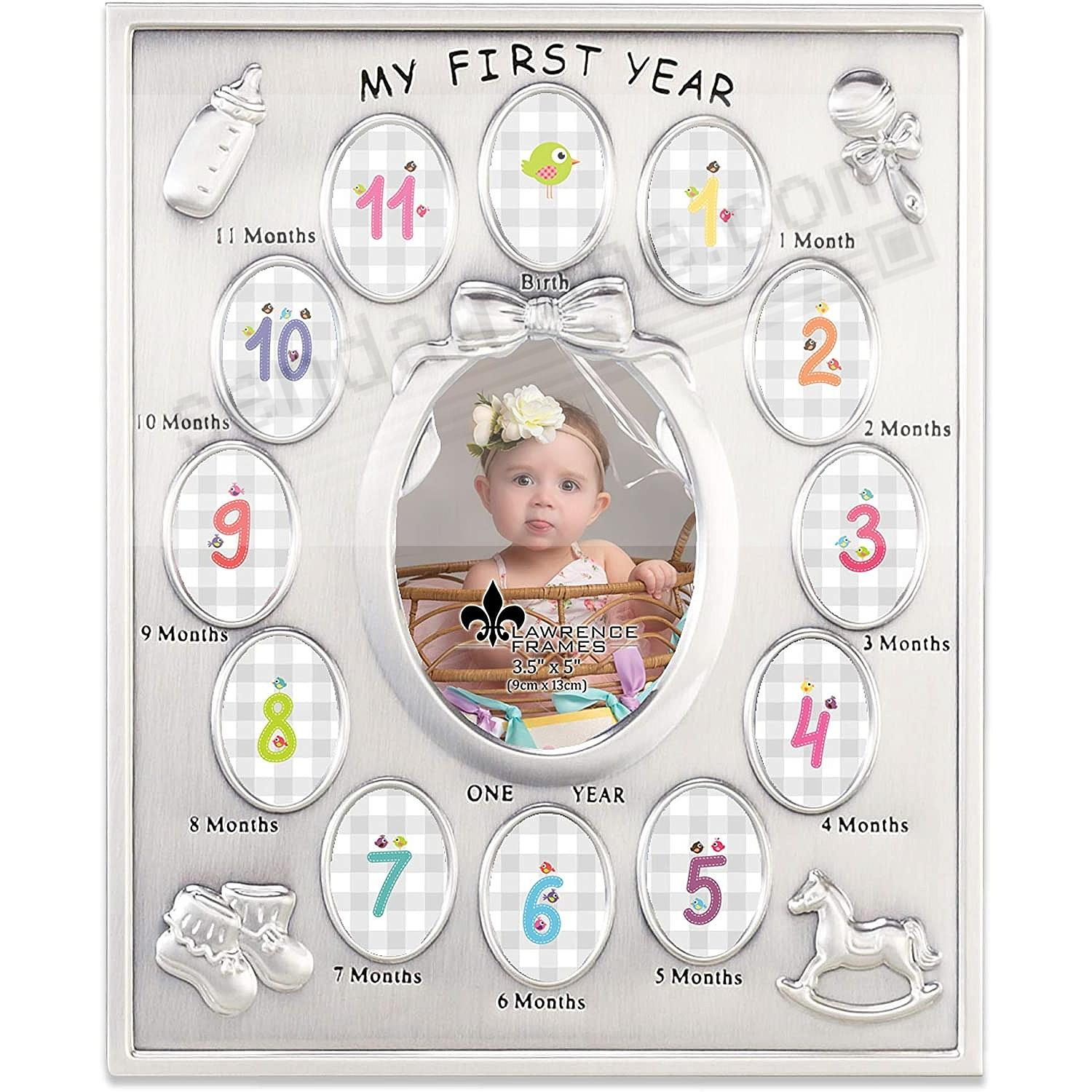 Turn your babys first year photos into a treasured keepsake piece turn your baby jeuxipadfo Images