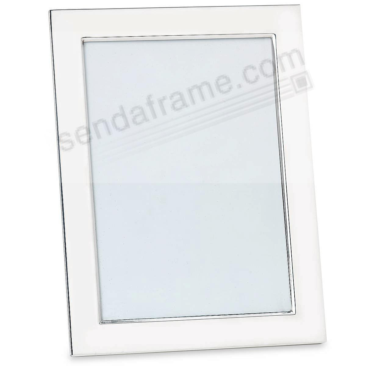 NARROW BORDER Reed & Barton® Fine Sterling Silver 5x7 frame