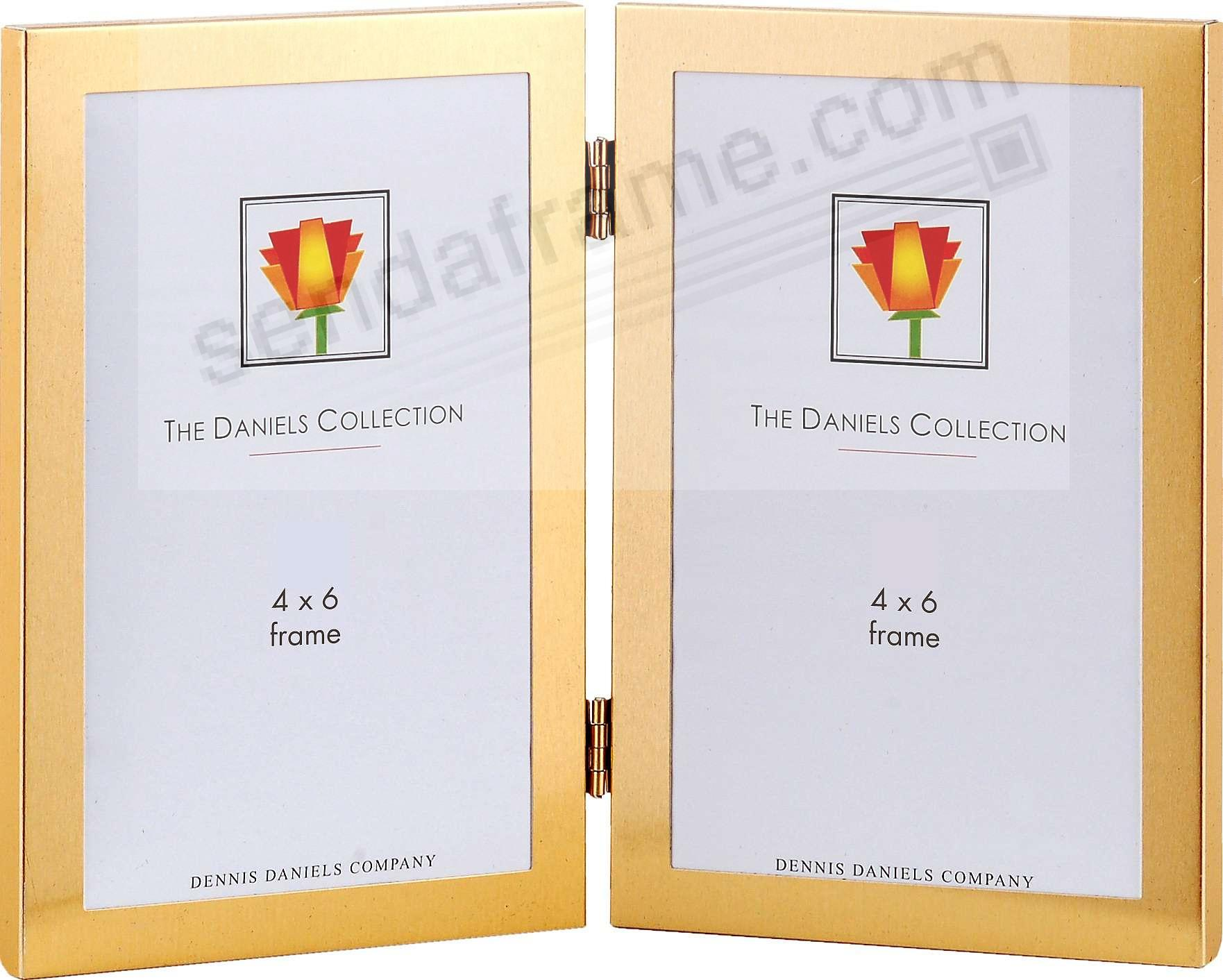 Golden Aluminum 4x6 hinged by Dennis Daniels®