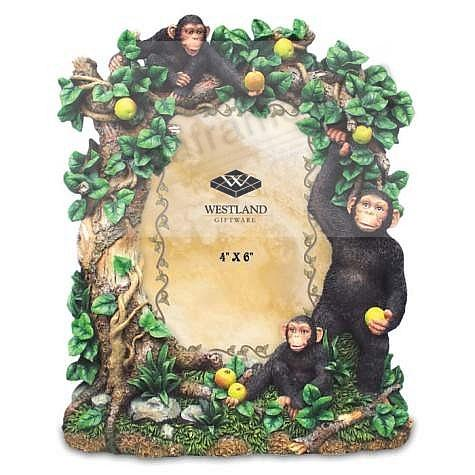 WILD CHIMPS by Westland Giftware®