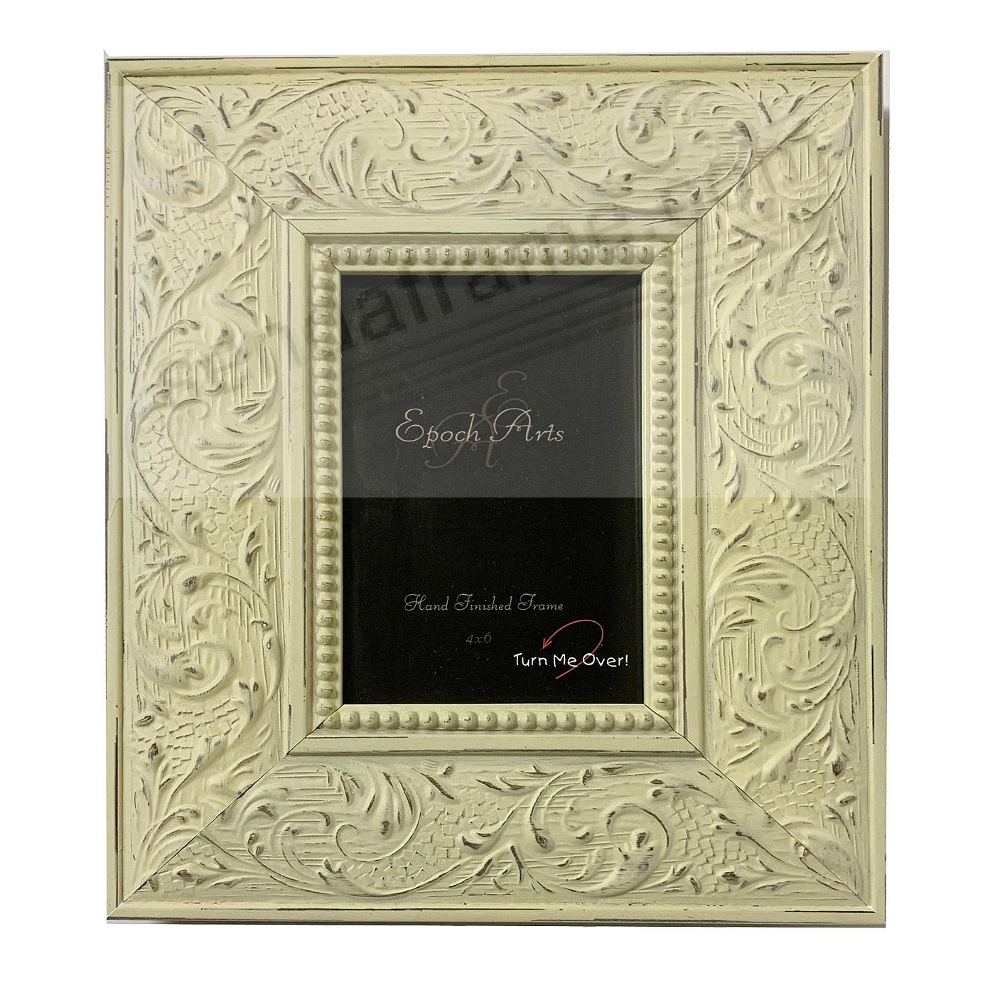 PASTORAL style in antiqued-white tones by Epoch Arts®