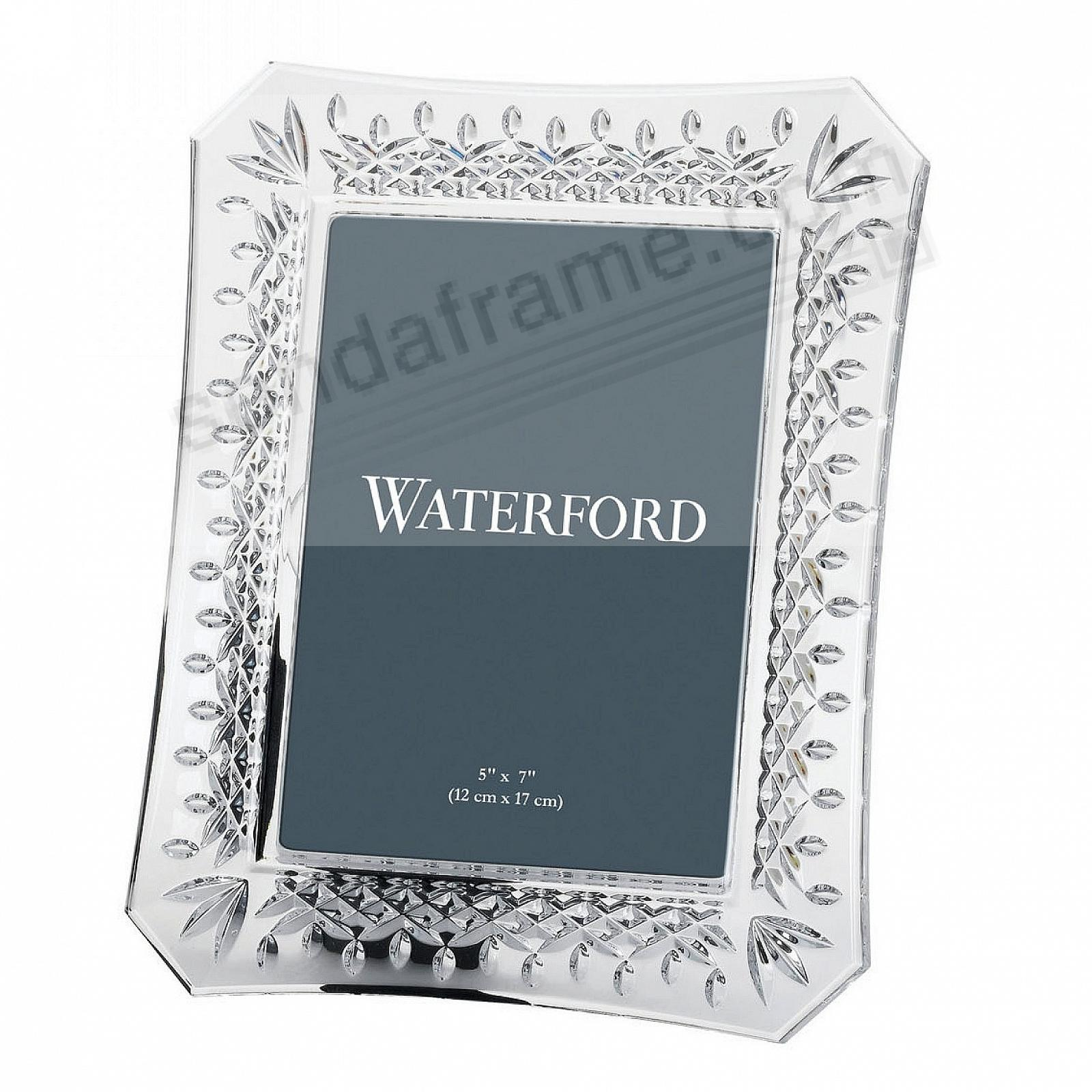 The Original LISMORE fine Irish Crystal frame Crafted by Waterford®