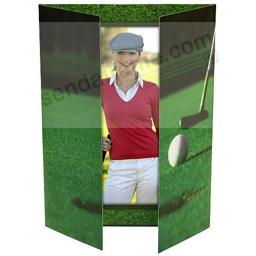 Golf gate-fold event<br>5x7 photo folders (sold in 25s)