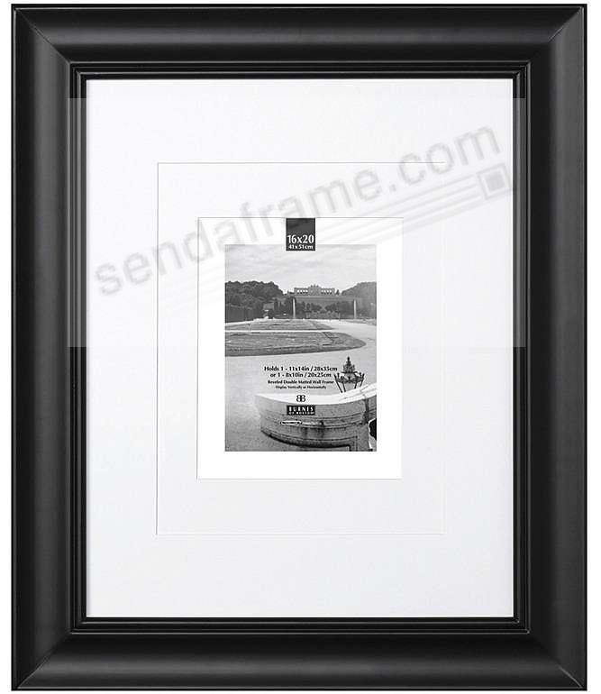 Large Black Picture Frames With White Matting All The
