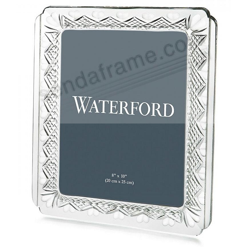 WEDDING HEIRLOOM - a special romantic piece of fine Irish crystal - by Waterford®
