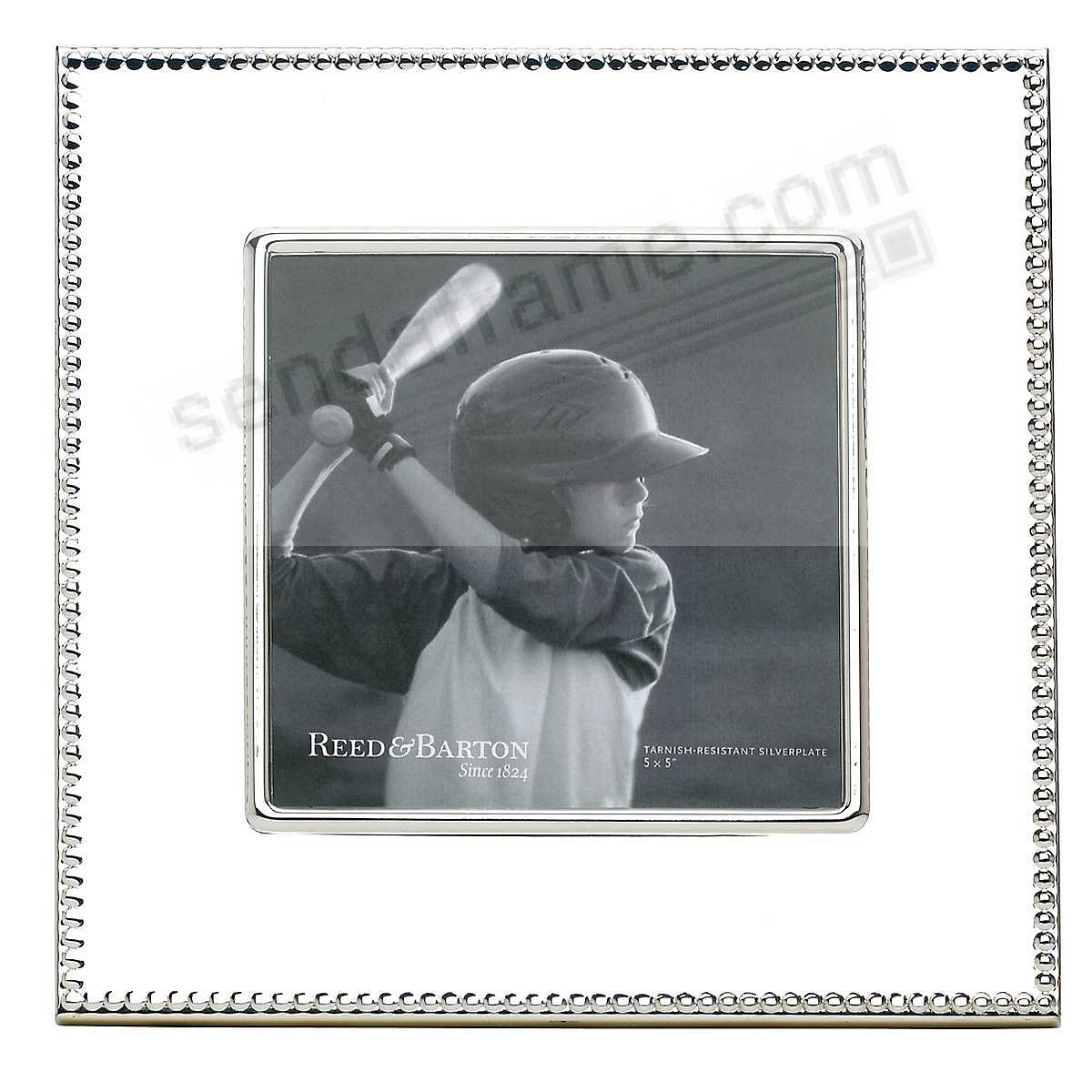 Lyndon Special Proof Size 5x5 Frame By Reed Barton Picture