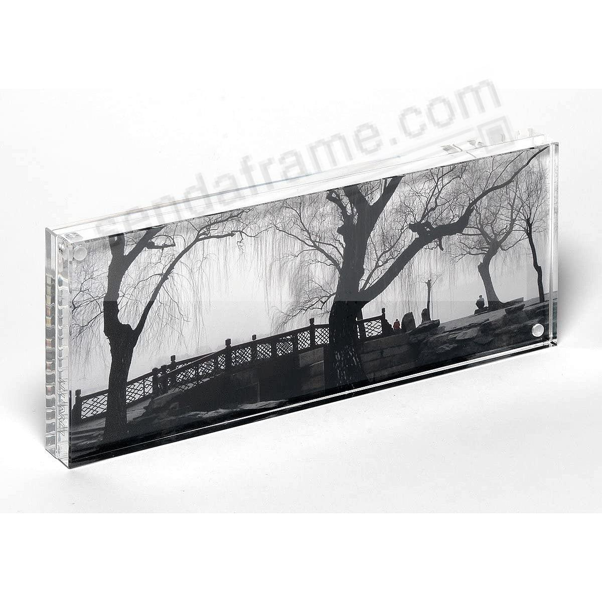 The Original Acrylic Museum MAGNET FRAME (panoramic) by Canetti ...