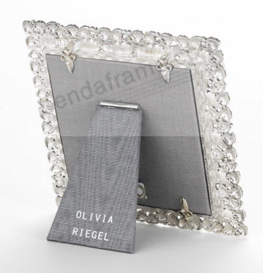 ROSE GENEVIEVE Crystal 4x4 frame by Olivia Riegel® - Picture