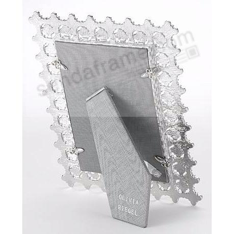 SILVER GEMMA Austrian Crystal 8x10 frame by Olivia Riegel® - Picture ...