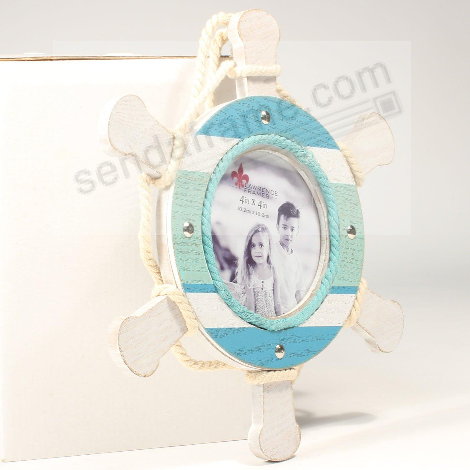 Home port ship wheel picture 4x4 frame by prinz picture frames home port ship wheel picture 4x4 frame by prinz jeuxipadfo Image collections