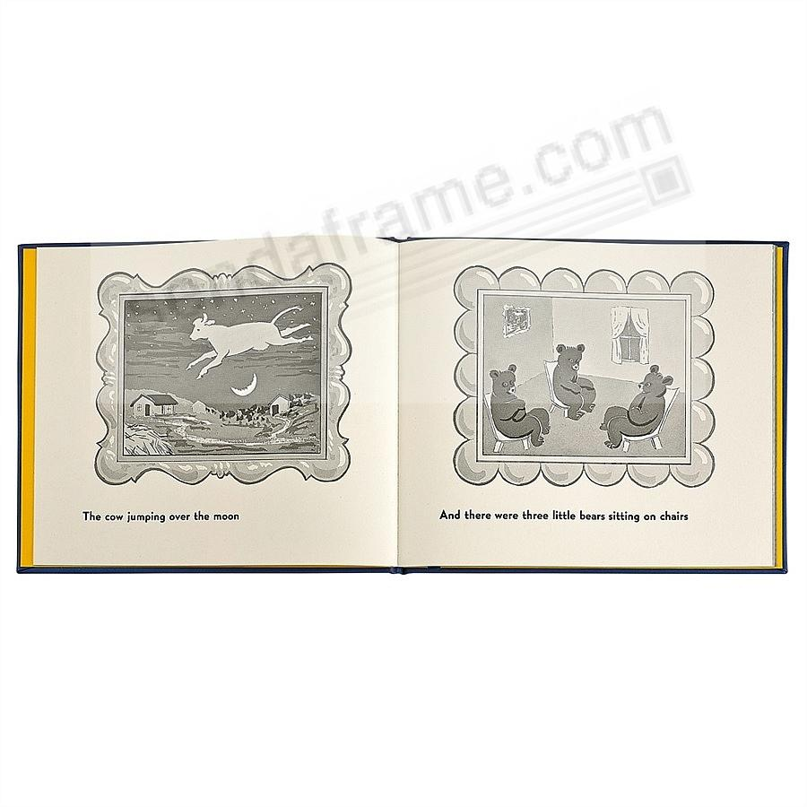 GOODNIGHT MOON Keepsake Edition In Hand-Tooled Luxe Leather ...