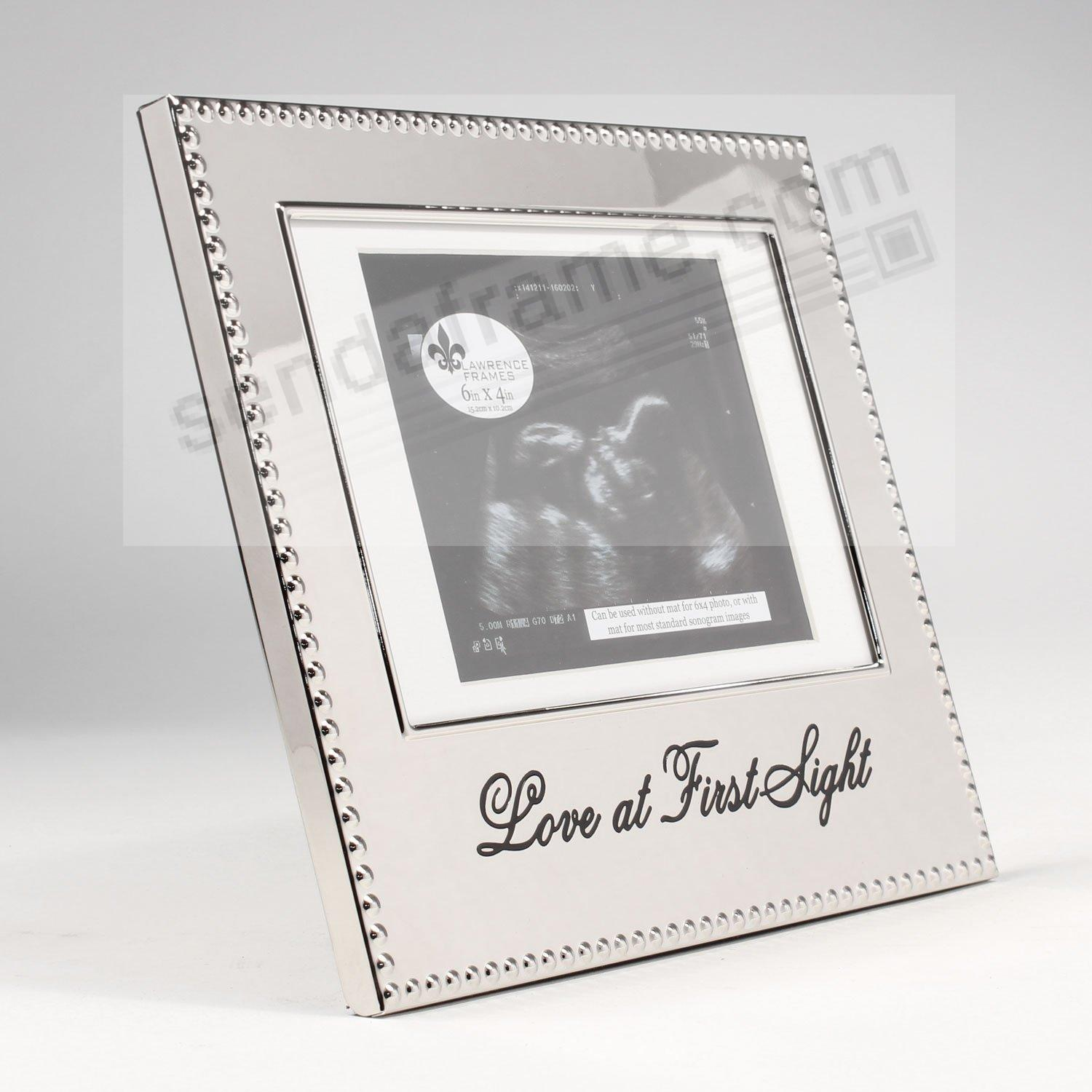 LOVE AT FIRST SIGHT special engraved expressions frame - Picture ...