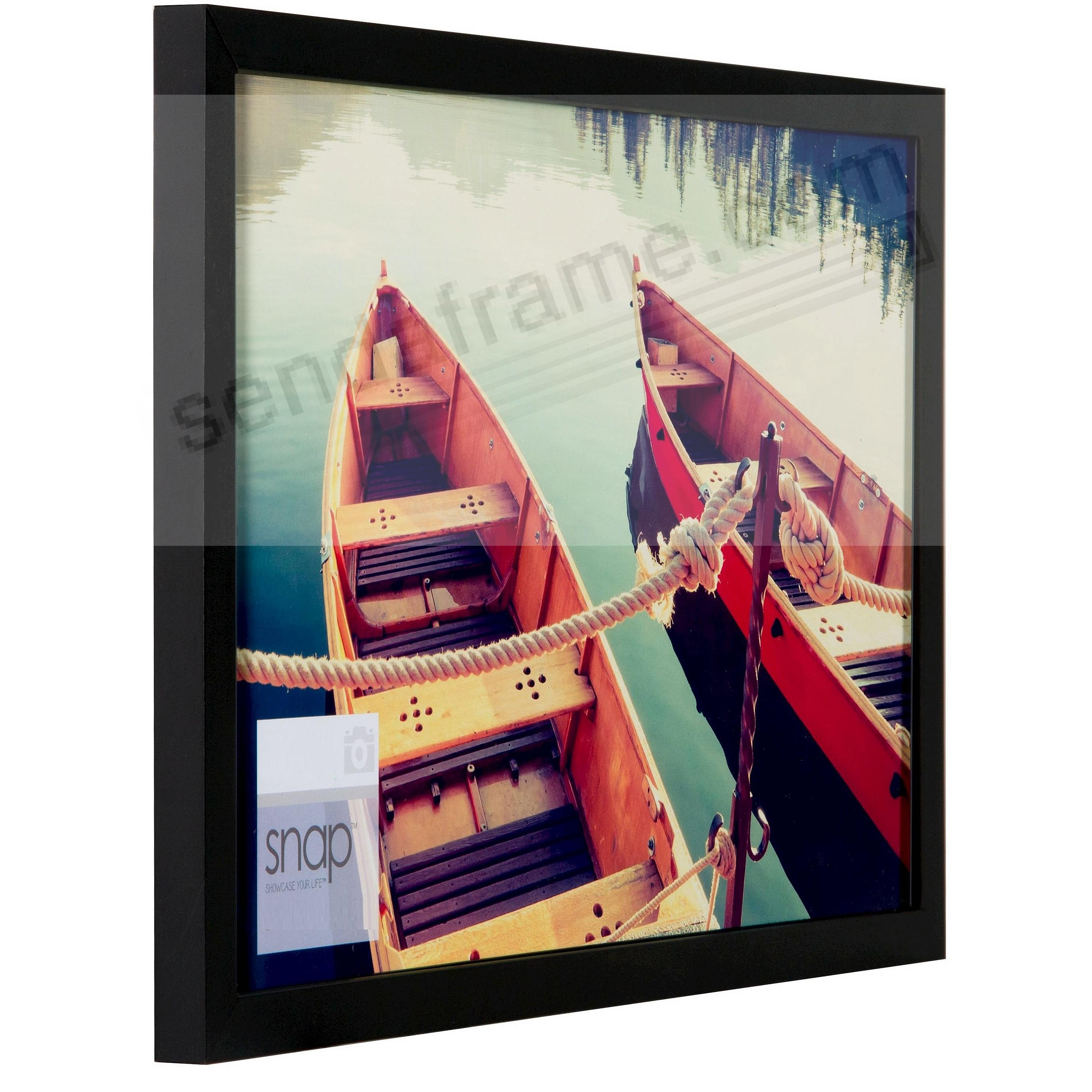 Black Wood Frame 13x19 By Snap Picture Frames Photo Albums