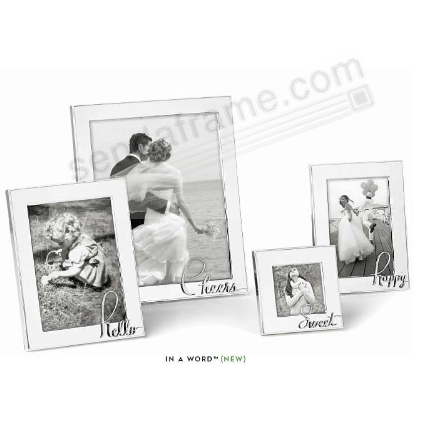 IN A WORD™ SWEET 3x3 frame by kate spade new york® - Picture