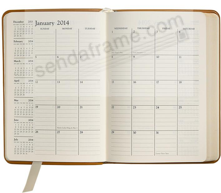 Month-at-a-Glance pages