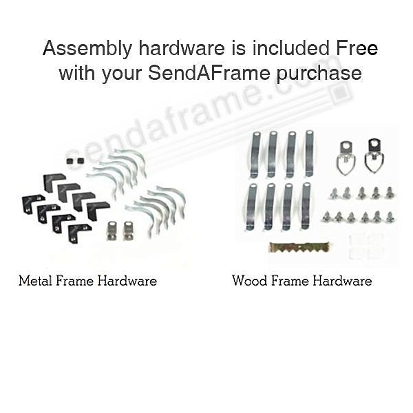 Mount hardware is Free!