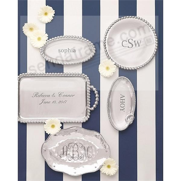 Mariposa Engraved Trays make great gifts