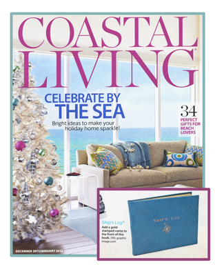 As Seen In Coastal Living Magazine