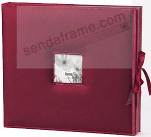 Scrapbook Photo Box Keepsake Album By Burnes Picture Frames Photo