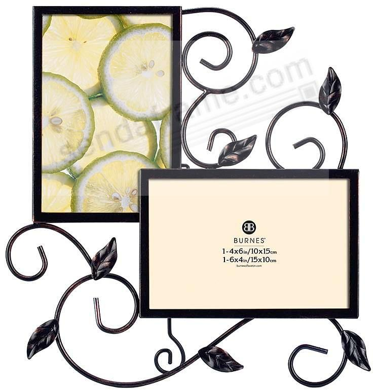 MARIA wire double-collage by Burnes® - Picture Frames, Photo Albums ...
