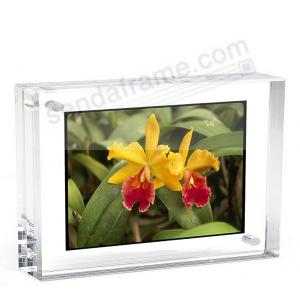 The Original Acrylic Museum Magnet 5x7 Frame By Canetti
