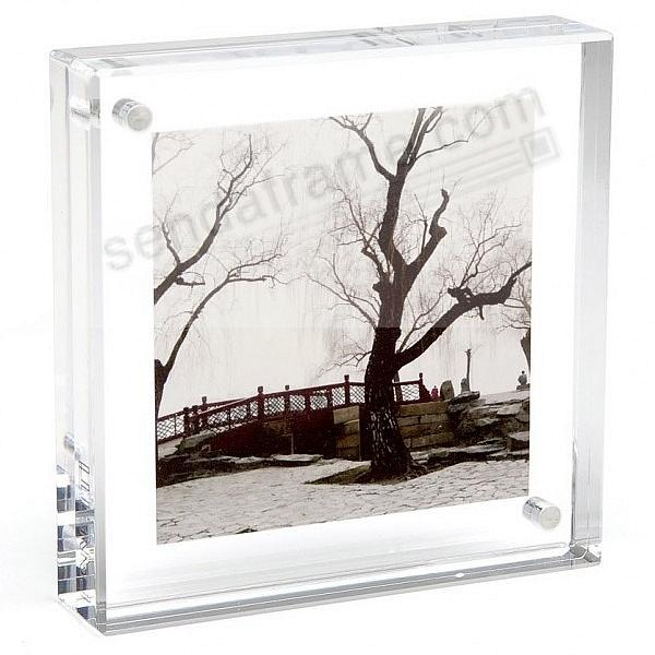 The original acrylic Museum MAGNET FRAME<br>by Canetti® - now in 4x4 ...