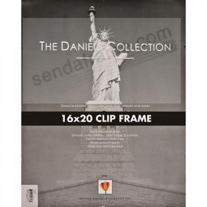 The Frameless Glass Clip 16x20 Frame By Dennis Daniels Picture
