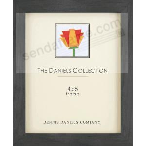 The Original Daniels W41 Black Square Corner 4x5 Gallery Woods