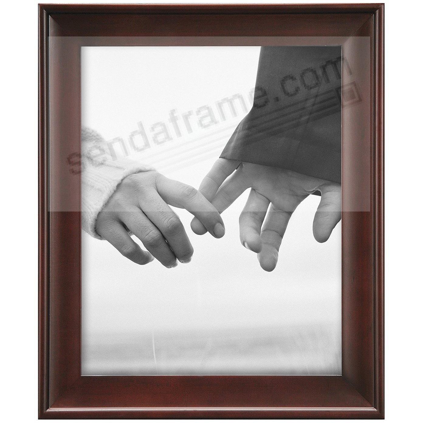 Walnut LEXINGTON desk frame from MCS® - Picture Frames, Photo Albums ...